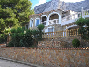 Photo N°1: Ferienhaus Denia Alicante Costa Blanca ( Valencia) ESPAGNE es-1-66